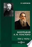 Биография Л. Н. Толстого